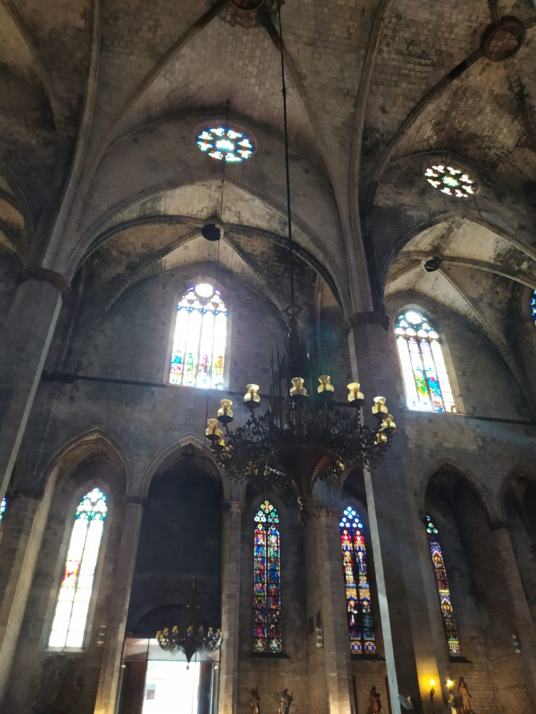 Собор Санта-мария-дель-мар