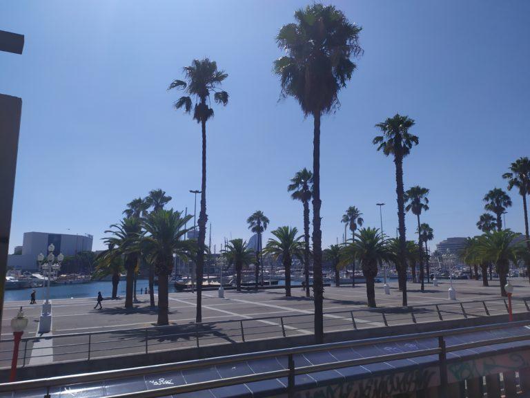 Порт Барселоны